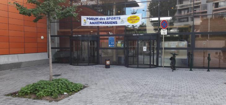 Forum des associations sportives d'Annemasse