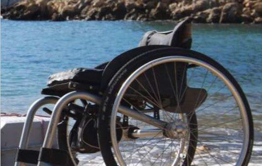 Plongée et handicap : création d'un guide